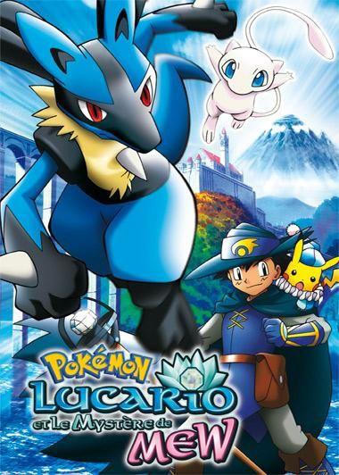 Pokémon Le Film 08 - Lucario & Le Mystère De Mew